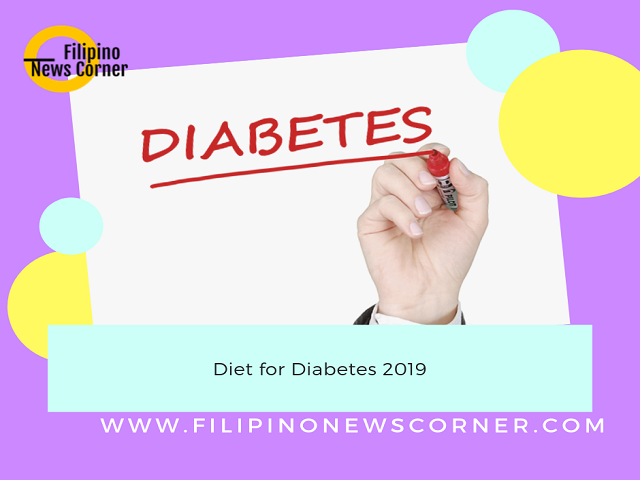 If you have diabetes you better find ways to avoid it now. We can avoid this through proper diet.