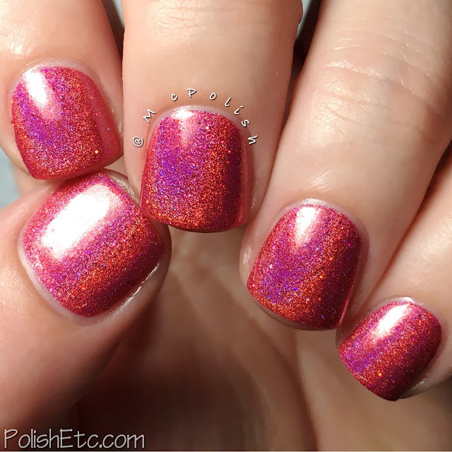The Holo Hookup - Elements Box - McPolish - Glisten & Glow FIRE