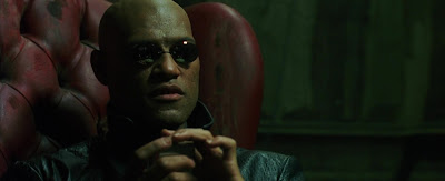 Laurence Fishburne - Morpheo Matrix
