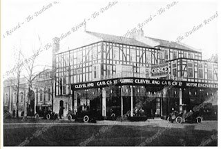 Cleveland Car Co Ltd, Darlington  c1909