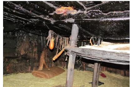 rumah honai khas papua memiliki lantai berupa