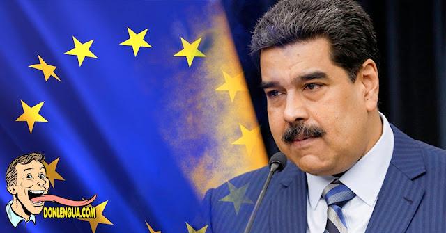 Unión Europea no verificará la Seleccione Fraudulentas de Maduro