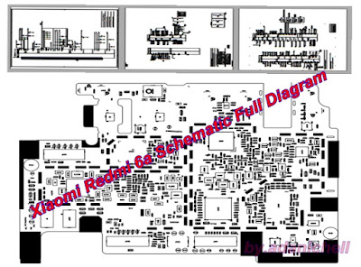 Xiaomi Redmi 6a Schematic Full Diagram