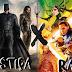 Liga da Justiça X Thor Ragnarok