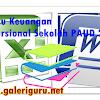 Buku Keuangan Opersional Plus Raport K13 Sekolah PAUD 2018