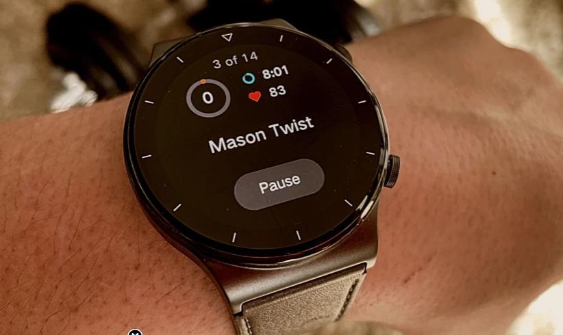 Fitify adalah aplikasi pihak ketiga pertama untuk jam tangan pintar Huawei