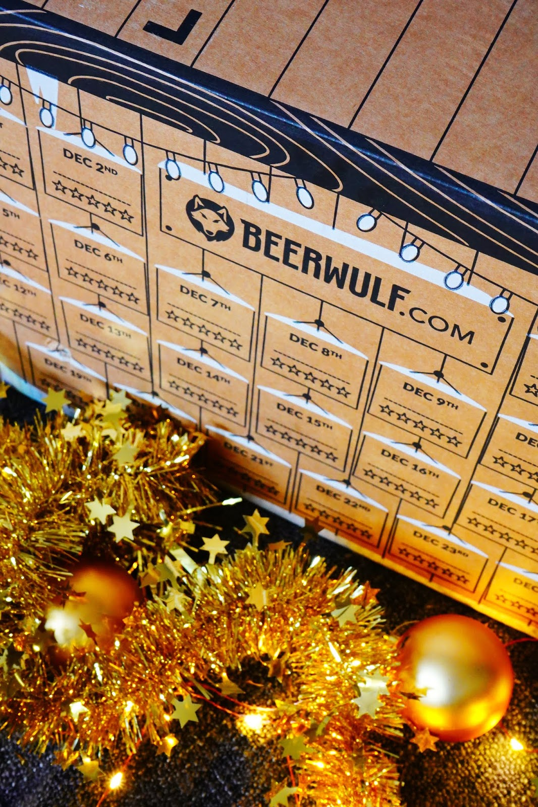 Christmas Gifts: Beerwulf Advent Calendar
