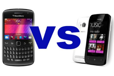 nokia or blackberry