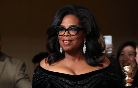 Oprah's Golden Globes speech gives huge boost to Weight Watchers