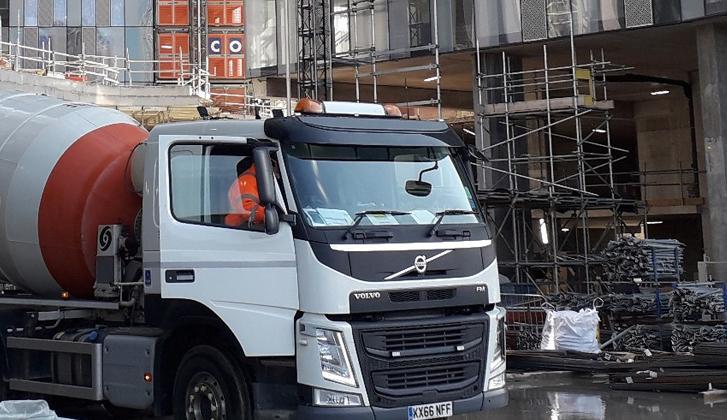 Hgv Class 2 Driver Easy Concrete Services Ltd Slough Sl3