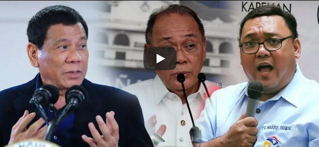 Nakakagulat! Tunay Na Dahilan Ni Duterte Kung Bakit Pinalitan Si Abella Ni Harry Roque!
