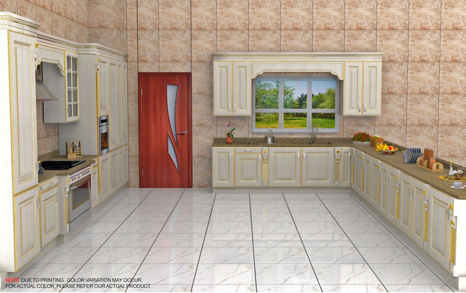 Kitchen Tiles Design Bangladesh