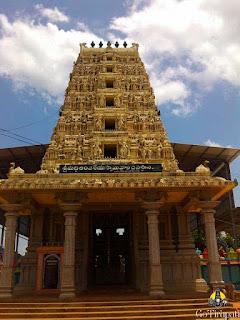 Maddi Anjaneya Swamy Temple Jangareddygudem