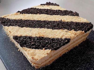 Ciasto sypane bez pieczenia