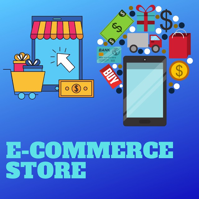 Create Your E-commerce Store