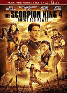 Download The Scorpion King 4 (2015) Subtitle Indonnesia 360p, 480p, 720p, 1080p