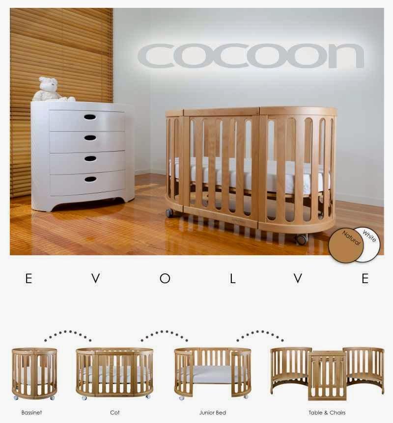 Baby Closet Online Co Nest 4 In 1 Cot