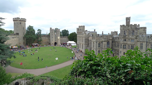Top Tips for Visiting Warwick Castle