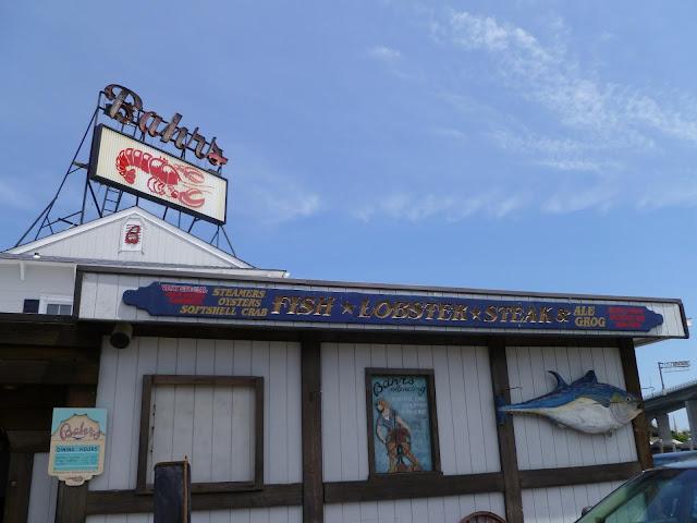 Bahrs Landing restaurant, Highlands, New Jersey