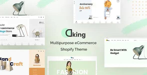 Best Multipurpose eCommerce Shopify Theme