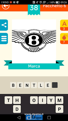 Iconica Italia Pop Logo Quiz soluzione pacchetto 6 livelli 38-100