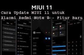 Update MIUI 11 untuk Xiaomi Redmi Note 8 - Fitur Baru 1