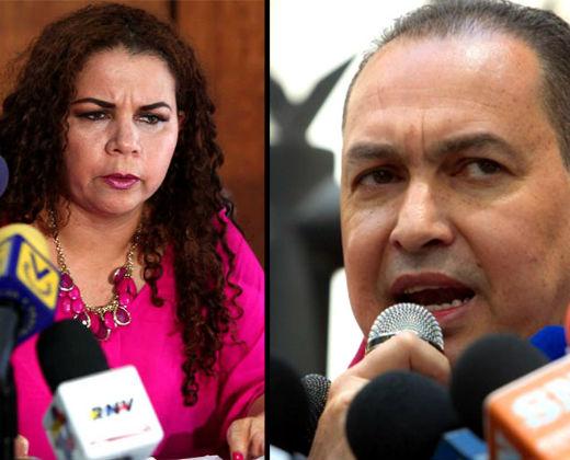 """¡CON TODO! El """"toma y dame"""" entre Iris Varela y Richard Blanco sobre la crisis carcelaria"""