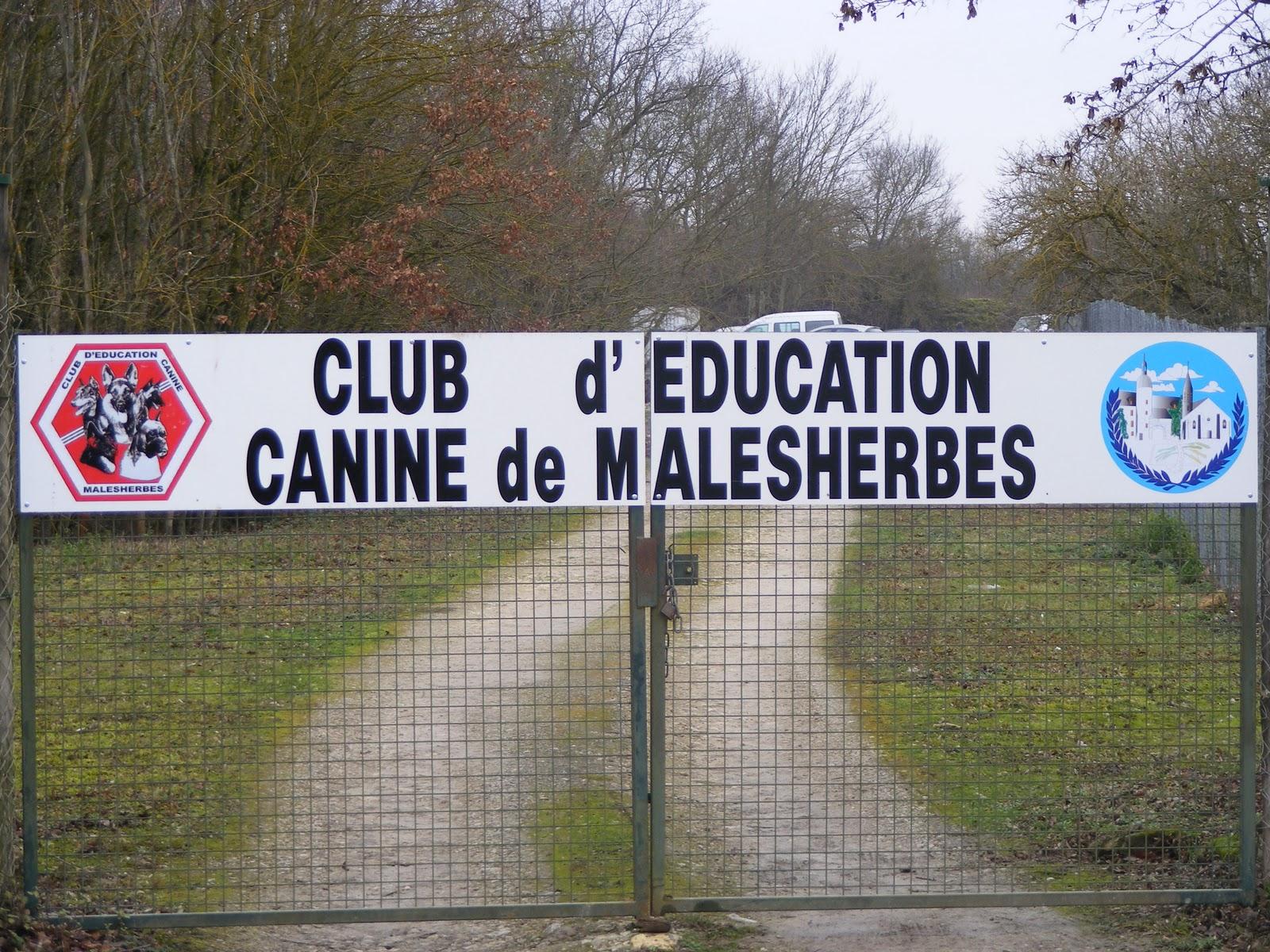 club canin malesherbes