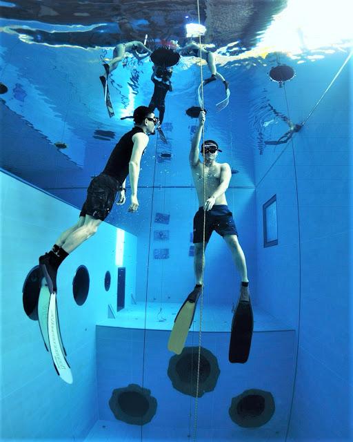 潛立方自由潛水價格體驗課程時間