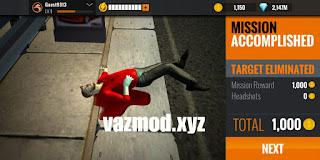 Free Sniper 3D Assassin Mod Apk
