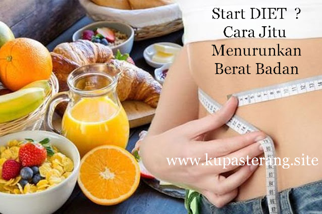 10 Langkah Turunkan Berat Badan Tanpa Mengganggu Kesehatan