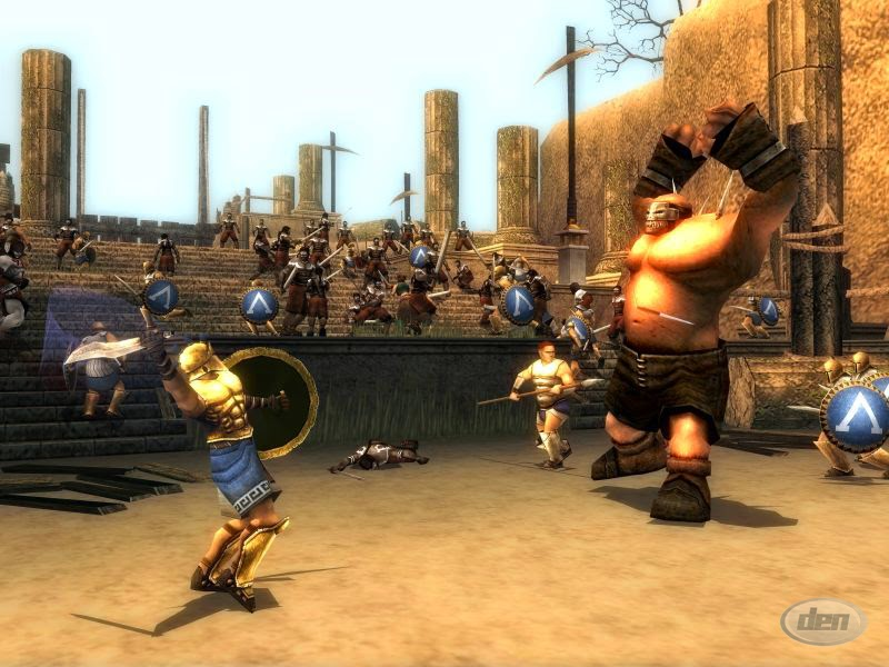 Cheat Spartan: Total Warrior PS2