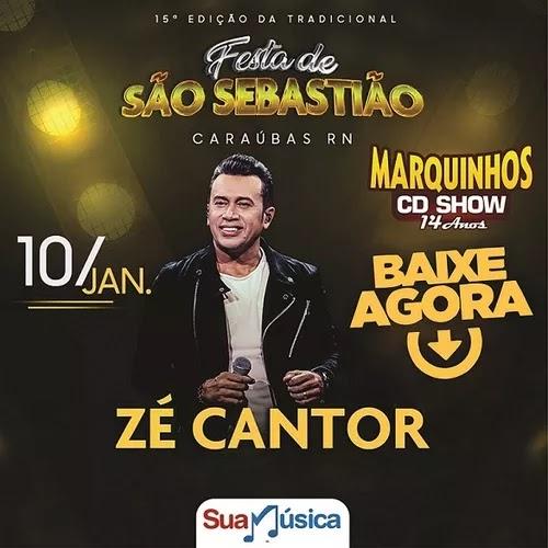 Zé Cantor - Caraúbas - RN - Janeiro - 2020