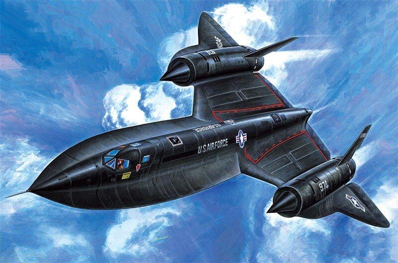 SR -71 Blackbird