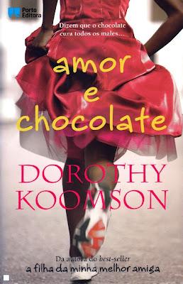Resultado de imagem para dorothy koomson amor e chocolate