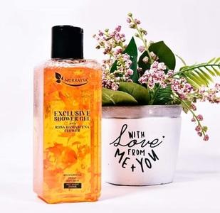 Feedback Nurraysa Exclusive Shower Gel With Rose Damascena Flower