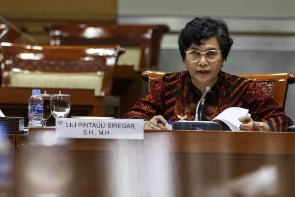 Novel Baswedan Cs Laporkan Wakil Ketua KPK Lili Pintauli ke Dewan Pengawas