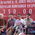 "Lepas Ekspor, Presiden: Mayora Produk Indonesia ""Menjajah"" 100 Negara"