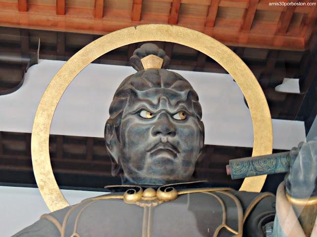 Rey Celestial del Oeste Kōmokuten