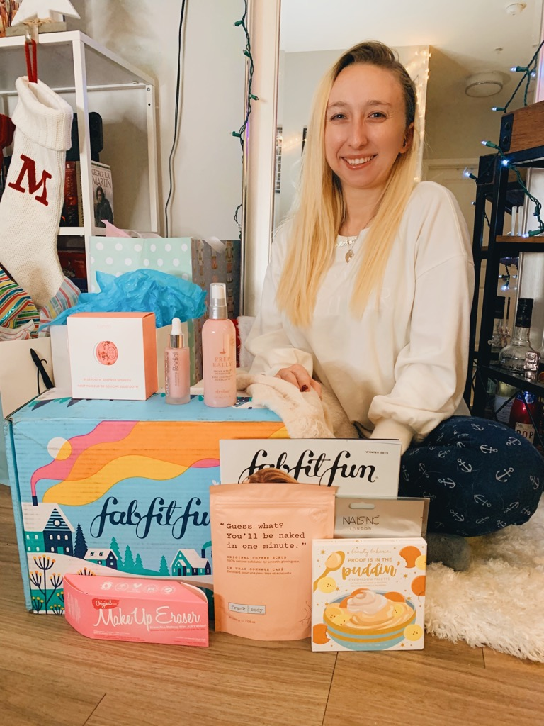 Fab Fit Fun Winter Box Reveal