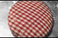 Round shaped roti pad ( gaddi) for tandoori roti
