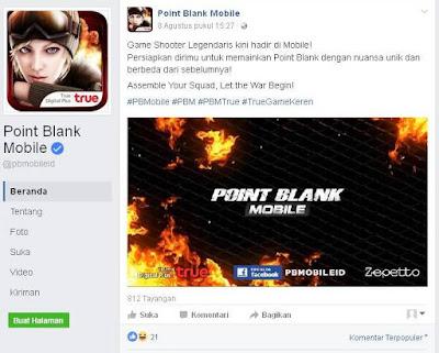 Point Blank Versi Mobile Akan Segera Hadir Di Indonesia
