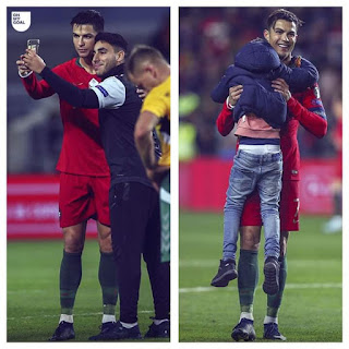 This is why we love this game 🙌❤️ #CR7 #Ronaldo...
