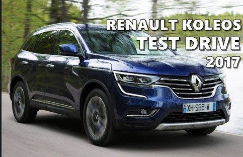 Drive Testing and Reviewing The New 2017 Renault Koleos SUV