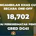 Pengambilan Khas Besar-Besaran Guru Secara One-Off - Pegawai Pendidikan Gred DG41