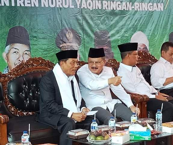 Bupati Ali Mukhni Jajaki Kerjasama Pemasaran Coklat Ke Pulau Jawa