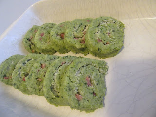 Zeleni rolat / Broccoli roll