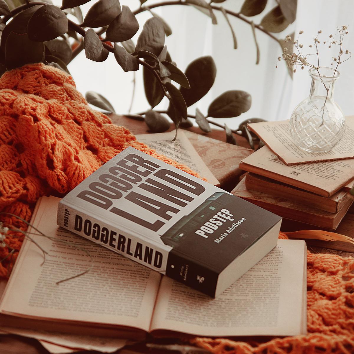 Doggerland. Podstęp - Maria Adolfsson