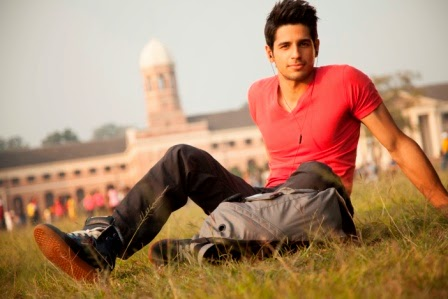 Sidharth reunites with his SOTY team