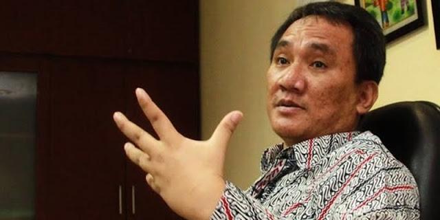 Andi Arief Usul, Agar Situasi Kondusif Pemerintah Hentikan Sidang HRS, Jumhur Dan Syahganda